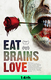 eat brains love movie poster vod