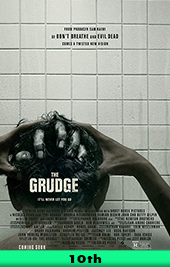 the grudge movie poster vod
