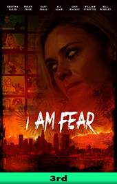 i am fear movie poster vod