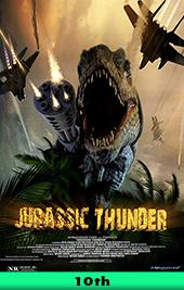 jurassic thunder movie poster vod