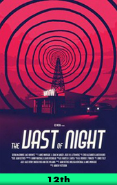 vast is the night movie poster vod