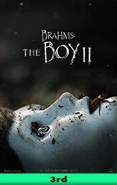 brahms the boy II movie poster vod