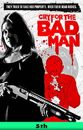 cry for the bad man movie poster vod