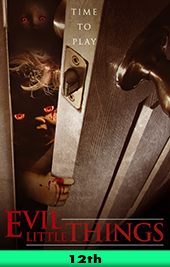 evil little things movie poster vod