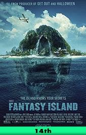 fantasy island movie poster vod
