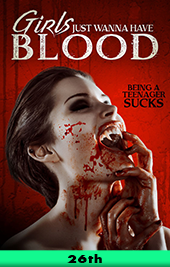 girls just want to have blood movie poster vod