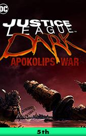 justice league dark apokolips war movie poster vod