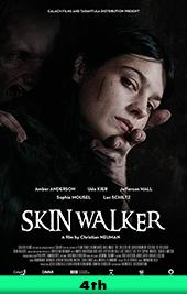 skin walker movie poster vod