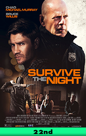 survive the night movie poster vod
