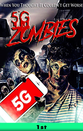 5g zombies movie poster vod