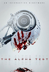 the alpha test movie poster vod