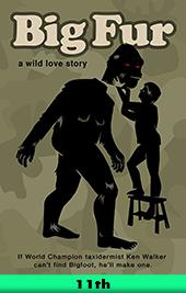 big fur movie poster vod