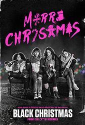 black christmas movie poster vod