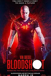 bloodshot movie poster vod