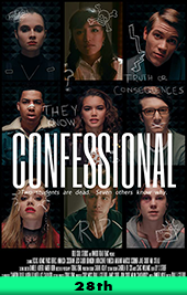 confessional movie poster vod