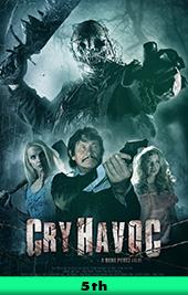 cry havoc movie poster vod