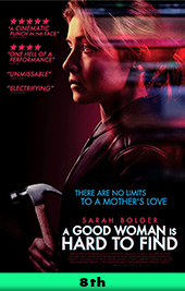 a good woman is hard to find movie poster vod