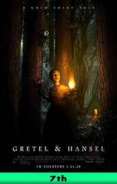 gretel & hansel movie poster vod