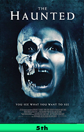 the haunted movie poster vod