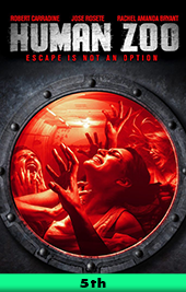 human zoo movie poster vod