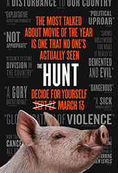 the hunt movie poster vod