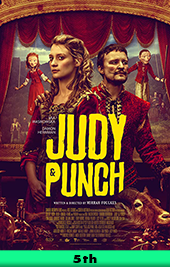 judy punch movie poster vod