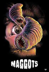 maggots movie poster vod