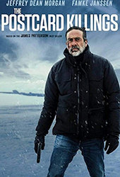 the postcard killings movie poster vod