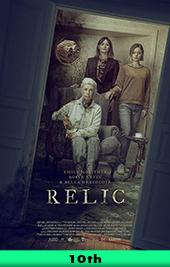 relic movie poster vod