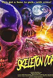 skeleton cop movie poster vod