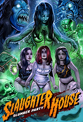 slaughterhouse slumber party movie poster vod