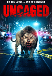 uncaged movie poster vod