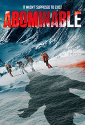 abominable movie poster vod