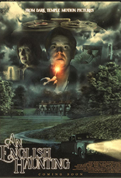an english haunting movie poster vod