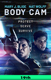 body cam movie poster vod
