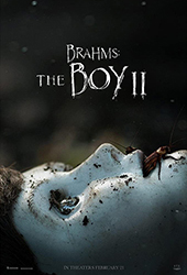 brahm the boy II movie poster vod