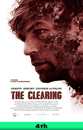 the clearing movie poster vod