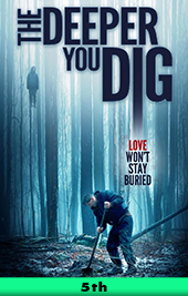 the deeper you dig movie poster vod