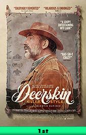 deerskin movie poster vod