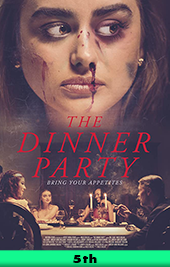 dinner party movie poster vod