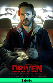 driven movie poster vod