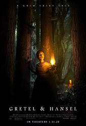 gretel and hansel movie poster vod