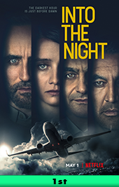 into the night movie poster vod