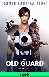 the old guard vod movie poster netflix