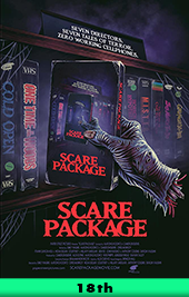 scare package movie poster vod