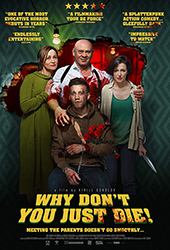 why dont you just die movie poster movie vod