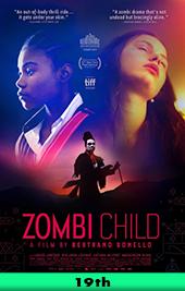 zombie child movie poster vod