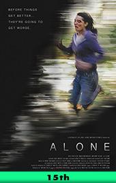 alone movie poster vod
