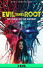 evil takes root movie poster vod
