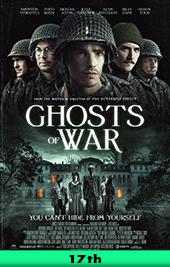 ghosts of war movie poster vod